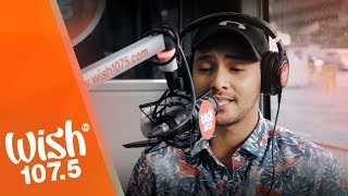 "Bryan Termulo performs ""Taguan"" LIVE on Wish 107.5 Bus"