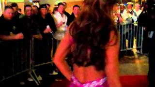 Repeat youtube video Nikki Sexx Red Carpet video AVN Awards 2011