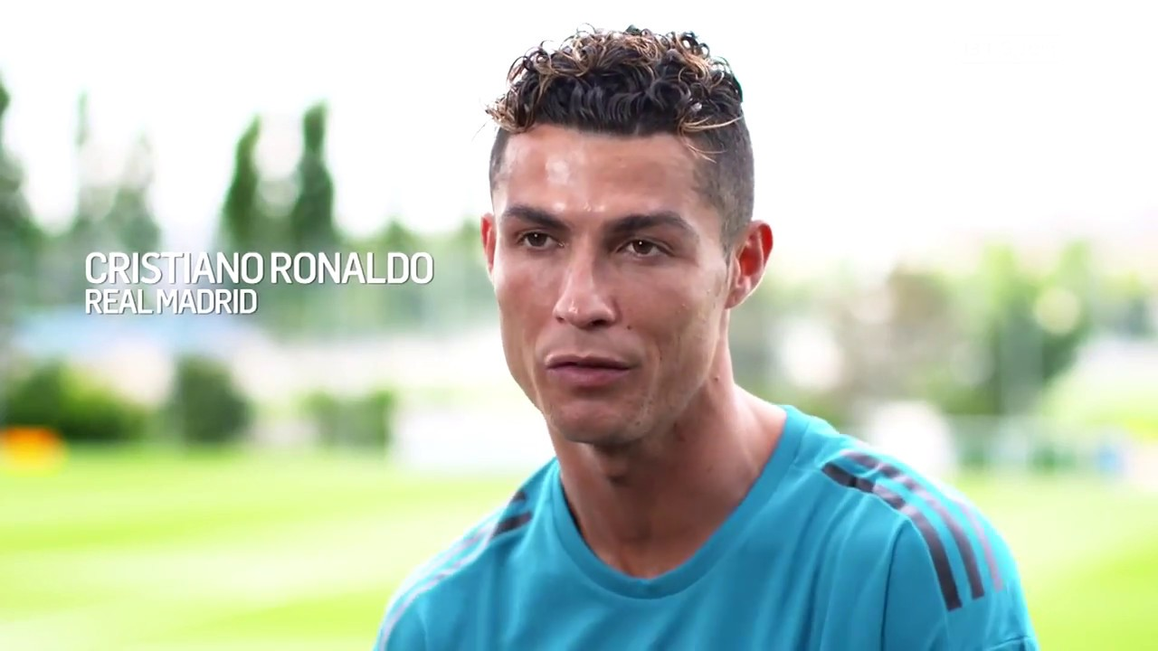 Cristiano Ronaldo Mohamed Salah Is Fantastic But Nothing Like Me