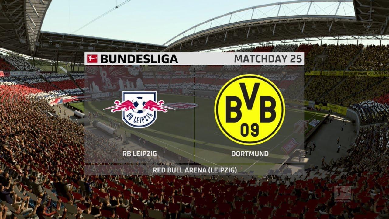 Rb Leipzig Vs Dortmund