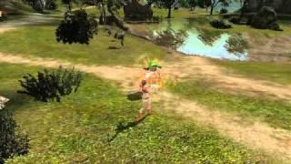 「カロスオンライン」高スペックPC環境プレイ動画