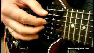 Five Fingerpicking Patterns Lesson for beginners (how to play finger picking tutorial)