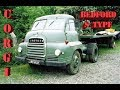 CORGI ...........BIG BEDFORD...........bedford s type restoration