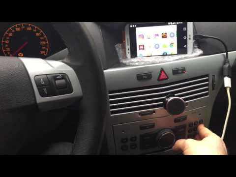 Opel Astra H Android Integration Part #1 Steering Wheel Controls