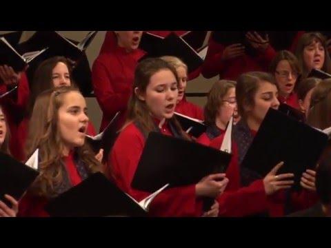 John Rutter concert 3.29.15-whole program