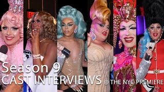 Rupauls Drag Race Season 9 Full Cast... @ www.OfficialVideos.Net