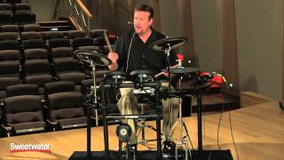 Yamaha DTX562K Electronic Drum Kit Demo - Sweetwater Sound