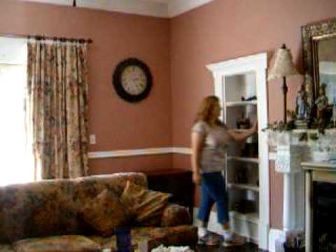 Secret Bookcase Hidden Door Plans For In Swing Youtube