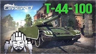 т-44-100 «НЕМЦЫ ПРОСЯТ ПОЩАДЫ» в War Thunder
