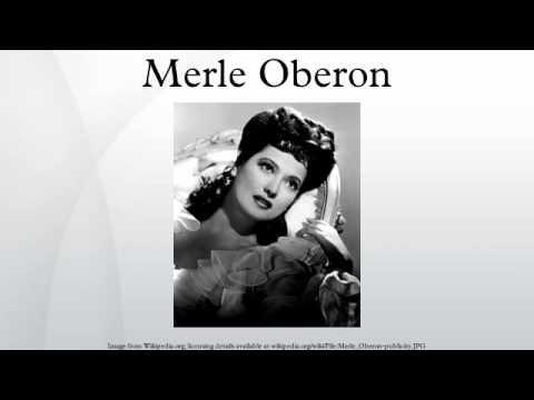 Merle Oberon
