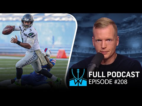 Russell Wilson's turnovers + QB Rankings revisited   Chris Simms Unbuttoned (Ep. 208 FULL)