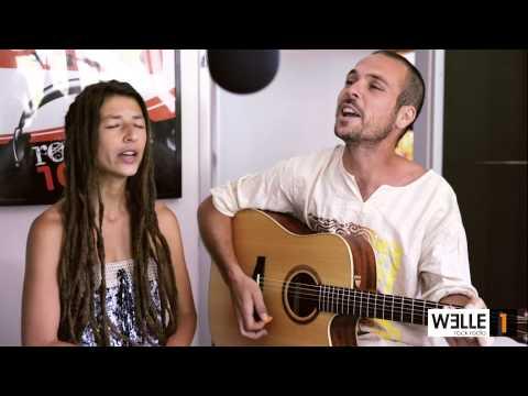 Jakob & Marie Louise - Wolke 4 accoustic LIVE (Philip Dittberner) @ Welle 1 Rockradio Graz