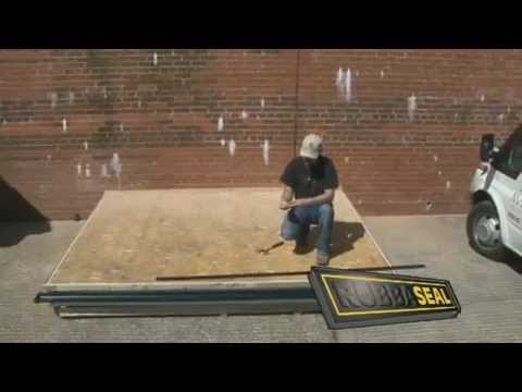 Epdm Rubber Roofing Installation Step 1 Preparation