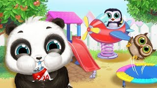Panda Lu & Friends - Baby Bear Care & Playground Fun | TutoTOONS Cartoons & Games for Kids