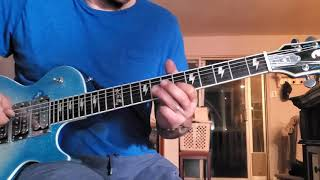 """Ace Frehley """"Bronx Boy"""" Solo Cover"""