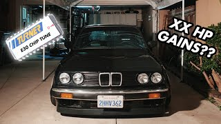 Best E30 Performance Mod for $200!!