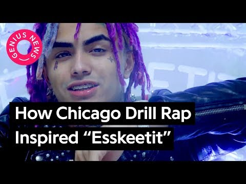 "How Chief Keef & Chicago's Drill Rap Inspired Lil Pump's ""ESSKEETIT"" 