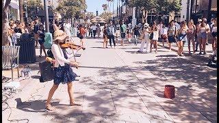 Attention - Charlie Puth - Karolina Protsenko - Violin Cover