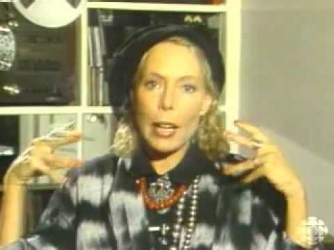 Joni Mitchell Midday Interview with Peter Downey