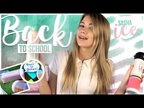 BACK TO SCHOOL 2018 | МОЯ КАНЦЕЛЯРИЯ | ПОКУПКИ К ШКОЛЕ