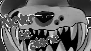 Never Be Alone (Fnaf4 animatic)