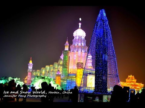 HARBIN ICE & SNOW FESTIVAL, CHINA (by World Heritage Network)