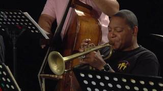 Them There Eyes - Wynton Marsalis & Richard Galliano
