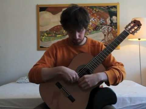 tutoriel du pock sourdine pour guitare classique youtube. Black Bedroom Furniture Sets. Home Design Ideas