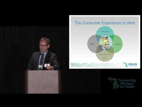 Next Generation Health Infrastructure | Tim Pletcher at Connecting Michigan 2016