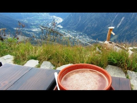 Chamonix - Mont Blanc, France travel video