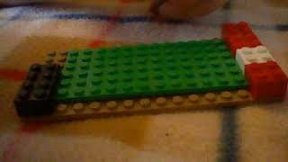 Building with Minecraft lego