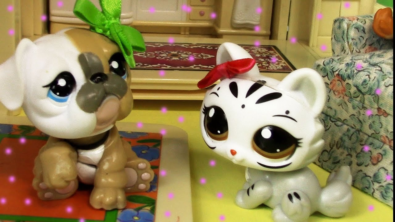 Part 18 littlest pet shop series movie lps mom babies youtube