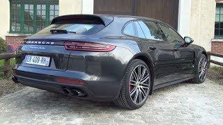 Le Porschiste Pro : essai Porsche Panamera Sport Turismo Turbo