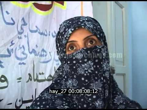 Pakistan 2008. Ong contre crimes d'honneurs- lieu apres un attentat