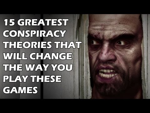 15 Greatest Conspiracy Theories That'll Change The Way You Play These Games