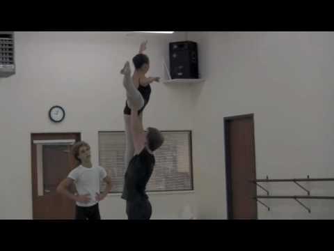 I'm San Diego Academy of Ballet
