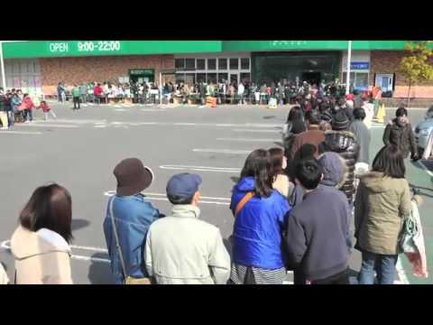 Nhật Bản những cảnh tượng rơi nước mắt (Giúp người đã giúp mình)