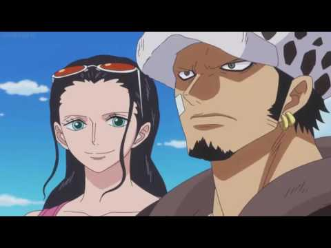 One piece robin talks with law romantic moment episode 746 eng sub youtube - One piece luffy x robin ...