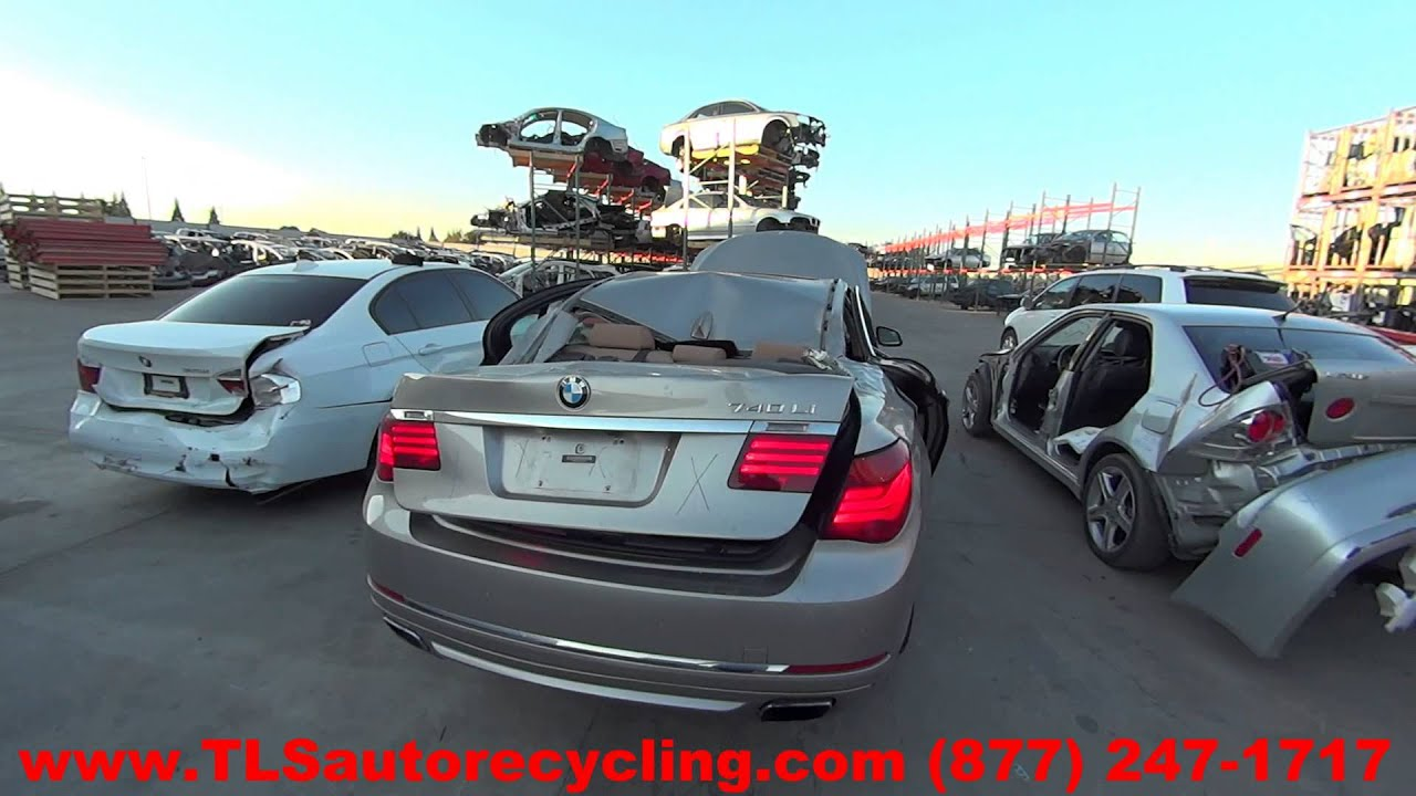 2013 BMW 740I Parts For Sale  1 Year Warranty  YouTube