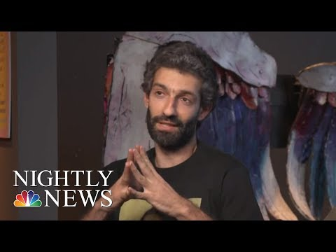 New Museum Dedicated To The Art Of The Selfie | NBC Nightly News