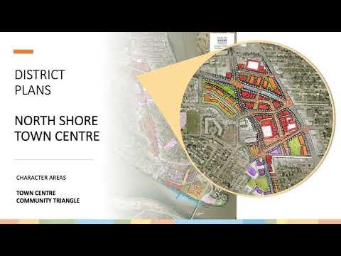 North Shore Town Centre: Town Centre and Community Triangle