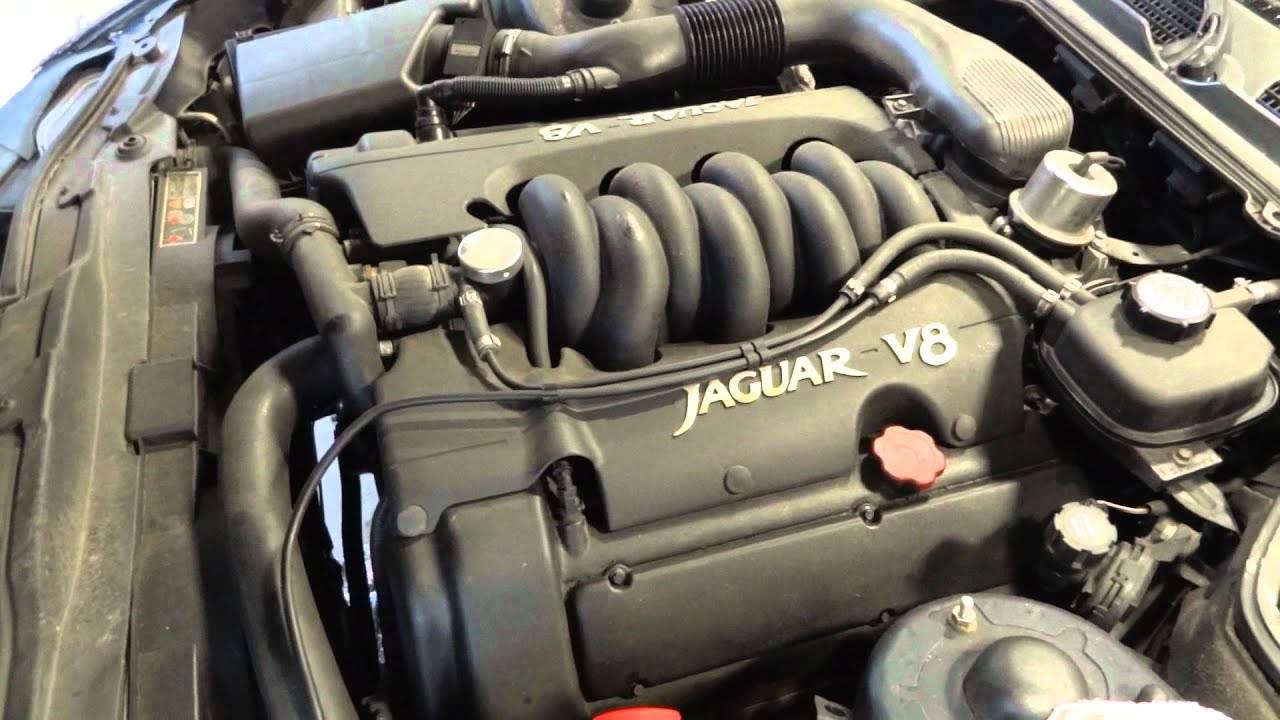 1997 jaguar xk8 engine with 77k miles youtube