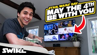 7 Activities for MAY THE 4TH (STAR WARS DAY)!!