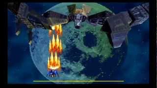 Radiant Silvergun - Sega Saturn scart to component test