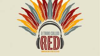 a tribe called red woodcarver