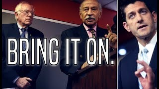 John Conyers and Bernie Sanders' 'Medicare for All' bill gains momentum, From YouTubeVideos