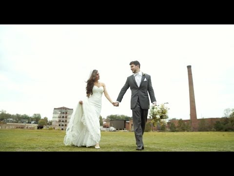 OUR WEDDING VIDEO |  Sara and Robby