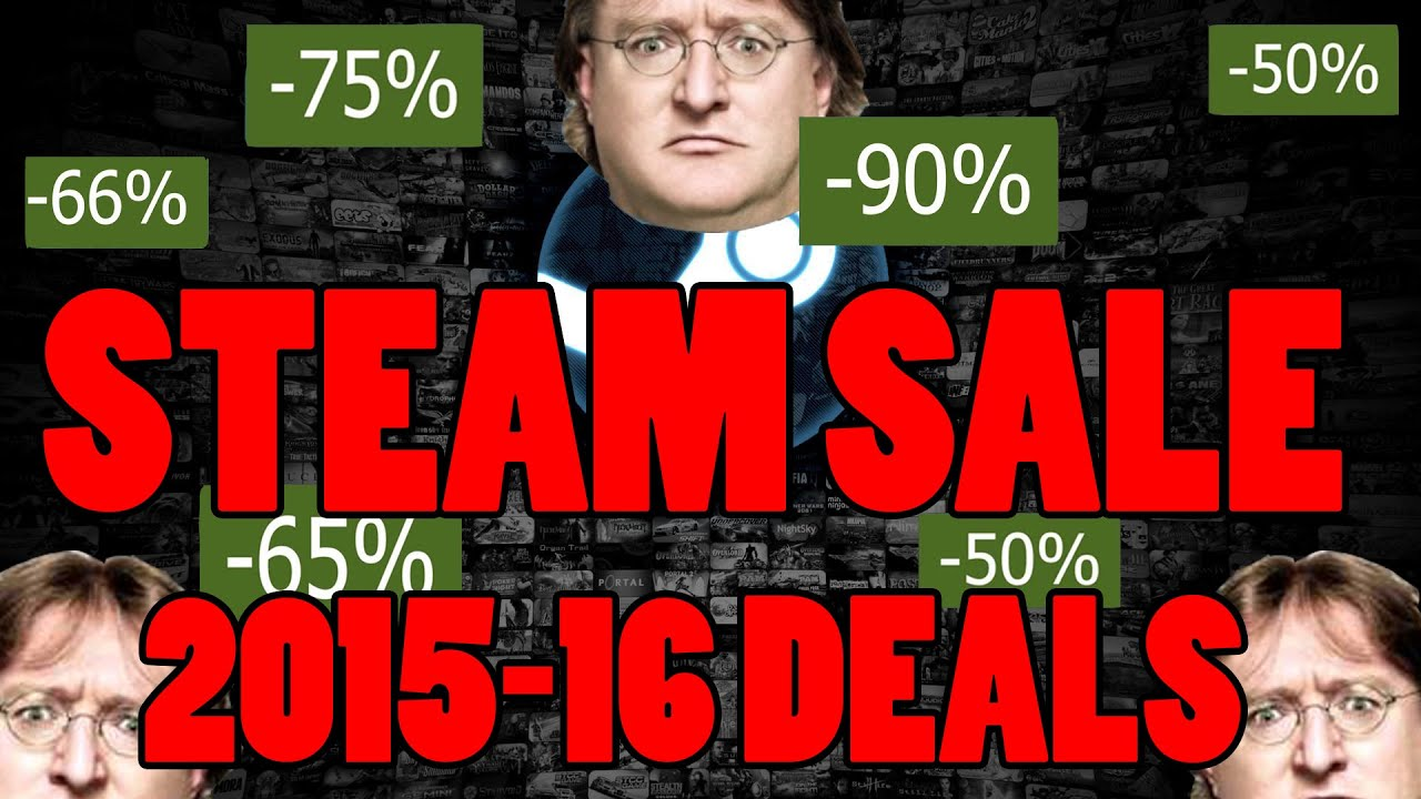 STEAM SALE BEST DEALS CHRISTMAS/NEW YEAR 2015/16 - Best Steam Sale ...