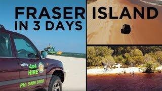 Baixar 3 Days on Fraser Island, Queensland, Australia - OFFROAD 4x4 - Rainbow Beach 4x4 Hire/Rental