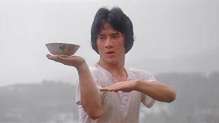 джеки Чан (Чиен Фу) тренировка в стиле кулак змеи  Jackie Chan the style of fist of the snake